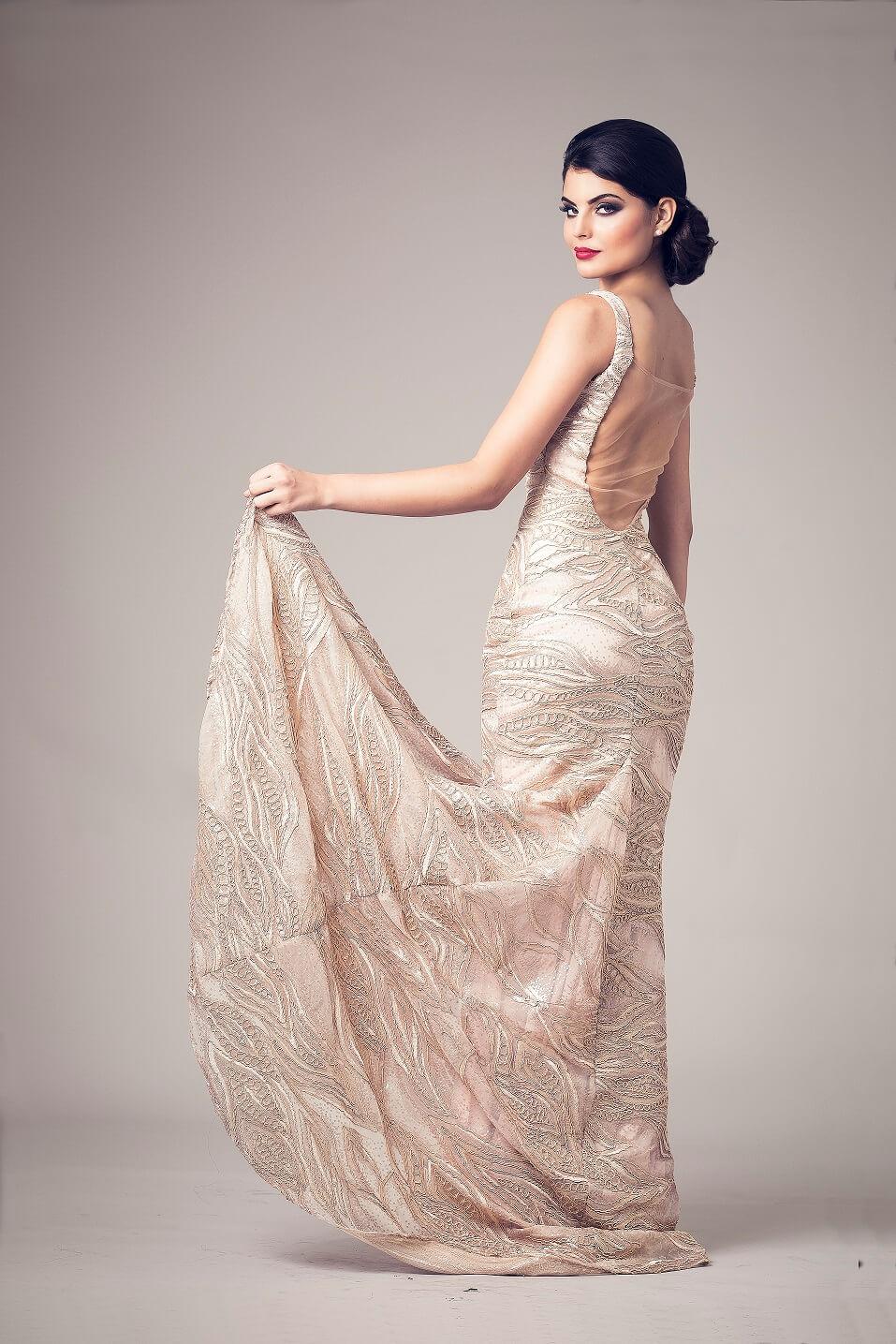 Rochie Sirena de seara lunga (3)